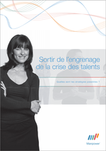 Couverture pénurie de talents 2012