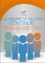 Talent shortage 2014