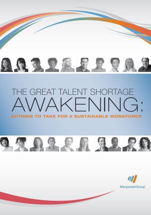 Talent shortage 2013