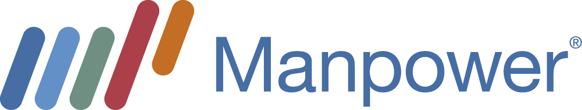 Logo Manpower horizontal